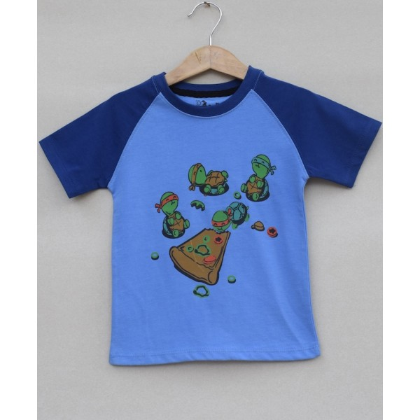 Boys Printed T-shirt -Price pack of 4 pcs