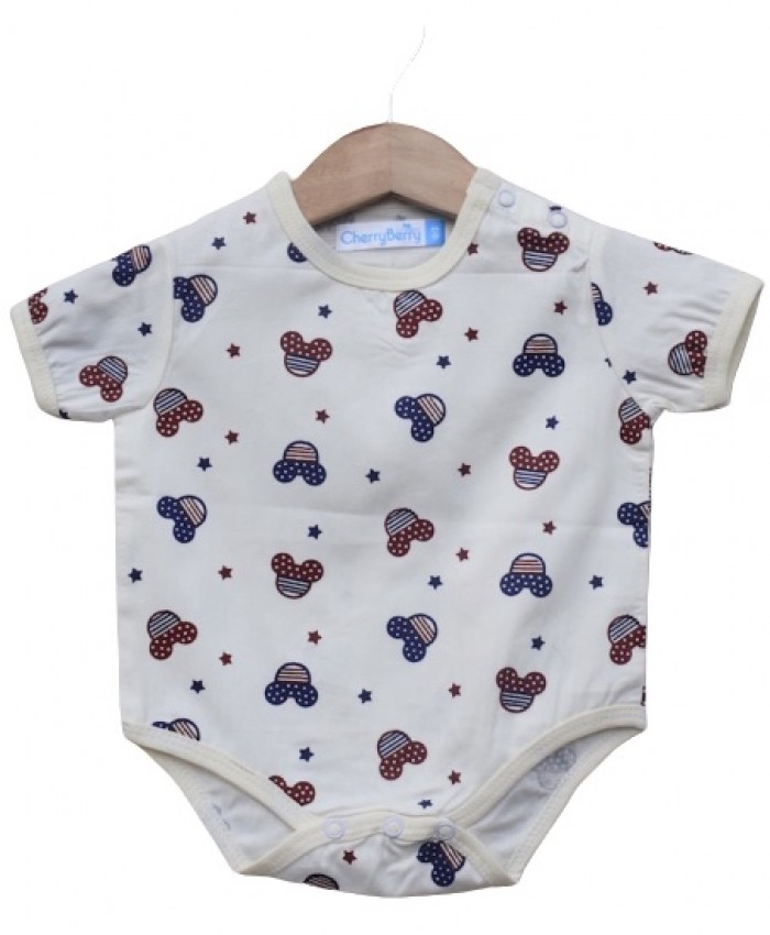 Pack of 5 pc Cotton Rompers