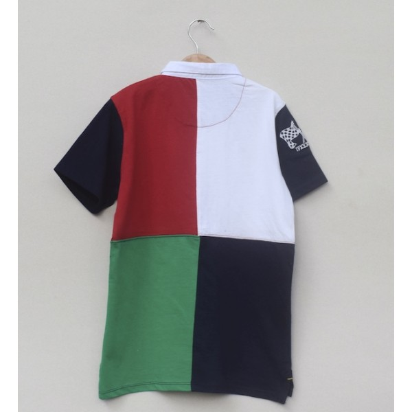 Boys Rugby polo shirt (k1001) Price pack of 6 pcs