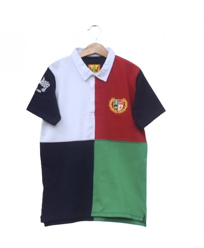 Pack of 6 pc Rugby polo shirt