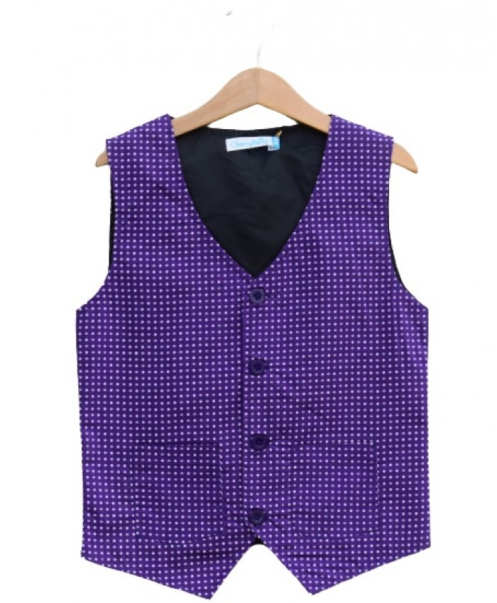 Boys pack of 10 pcs Waist coat