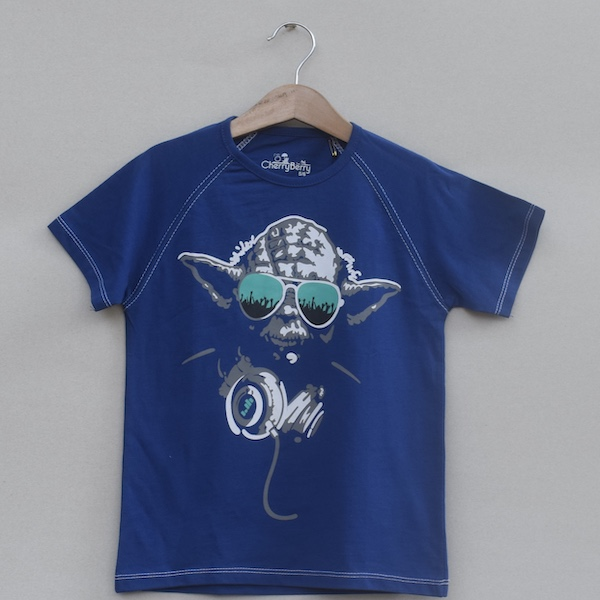 Boys Printed T-shirt -Price pack of 6 pcs
