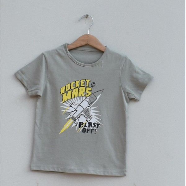 Boys T-shirt -Price pack of 6 pcs (KS19B006)