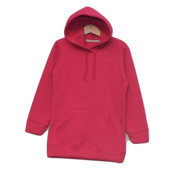 Girls Hoodie (HD1007) - Price pack of 4 pcs