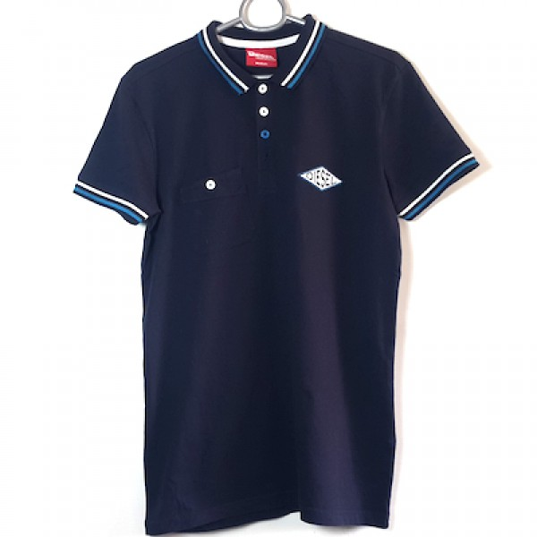 Men Cotton Fashion Polo shirt